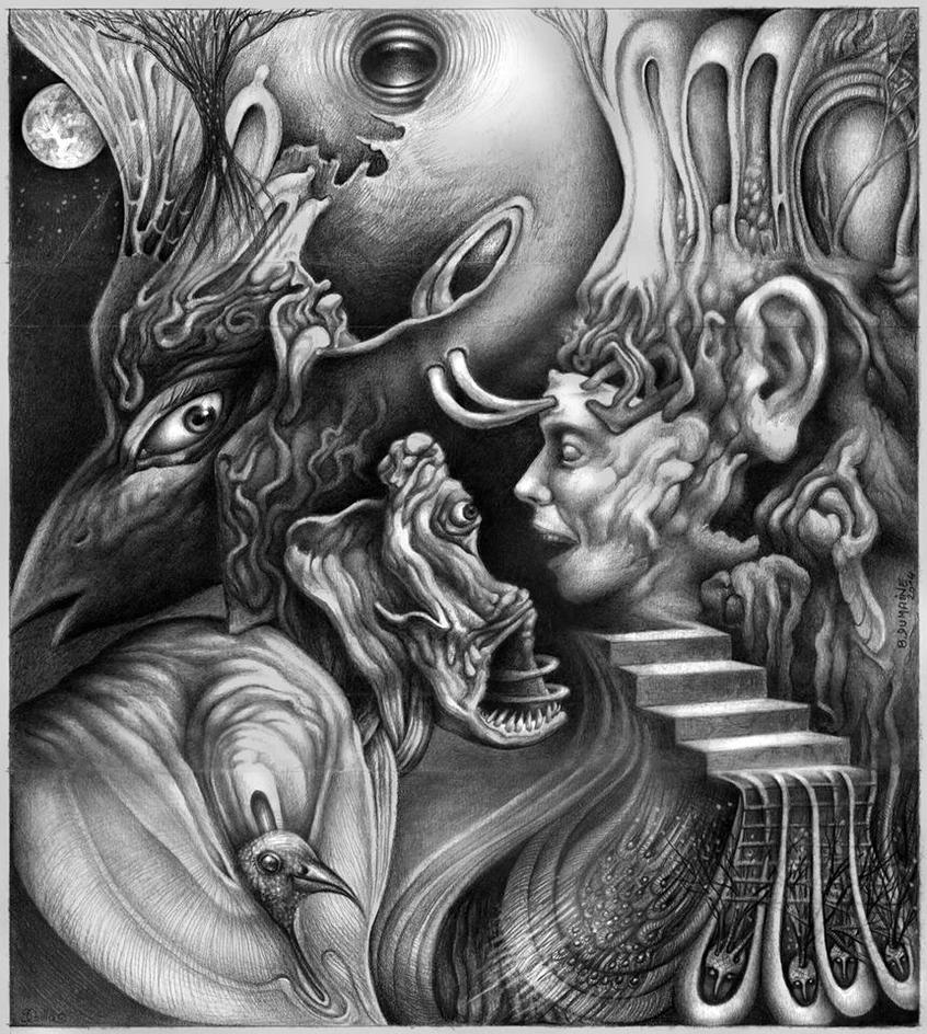 Keepers of dreams by Bernardumaine