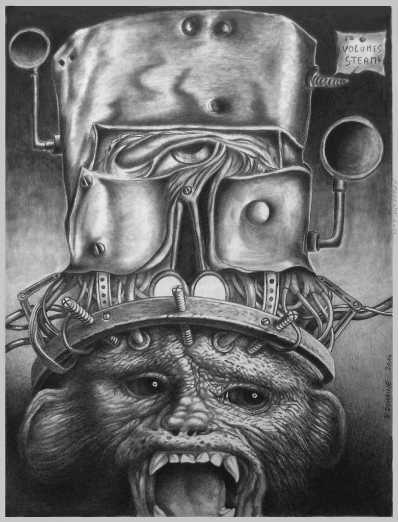 Monkey Business by Bernardumaine