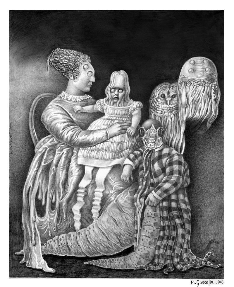 La Familia by Bernardumaine