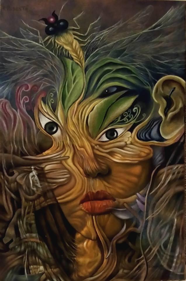 The Mask by Bernardumaine