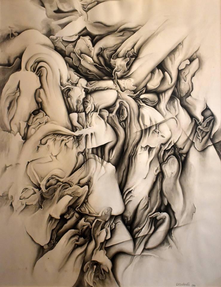 Improvisation by Bernardumaine