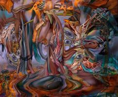 Rude awakening by Bernardumaine