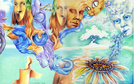 Mona's sea