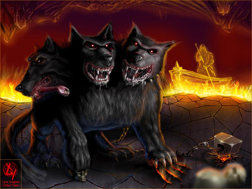 Vampiri,Varcolaci si Oameni - Page 5 Cerber