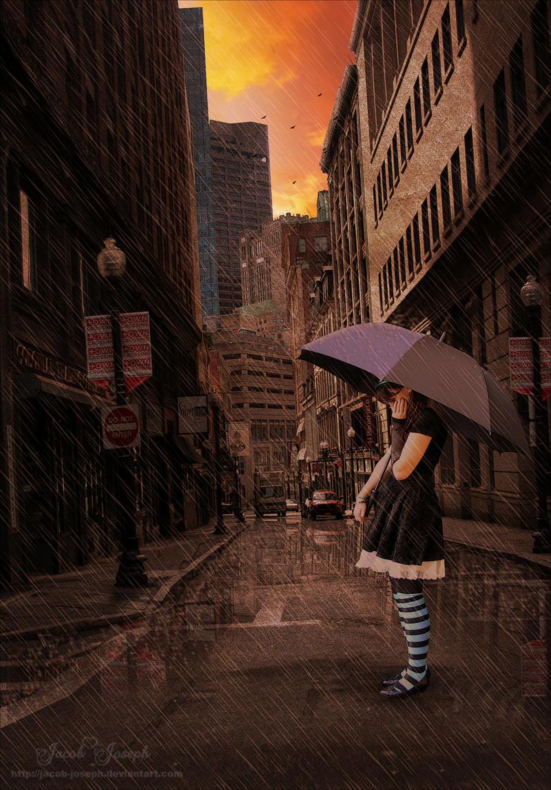 Loneliness by Jacob-Joseph
