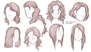 Hairstyles by Sellenin
