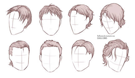 Drawing Hair On All Tutorials Deviantart