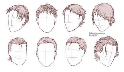 Drawing Hair On All Tutorials Deviantart