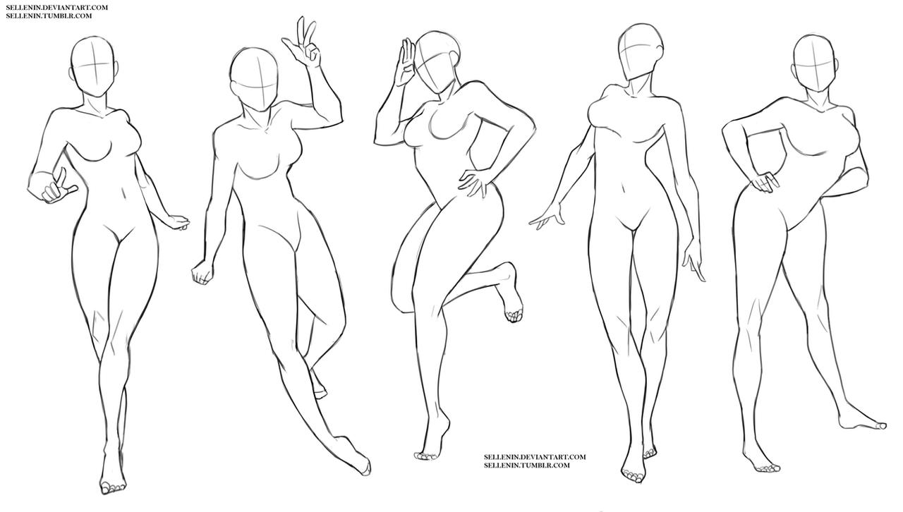 Female Posing 101