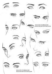 Eyes practice 2