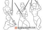 Reference set 2 - Swords!