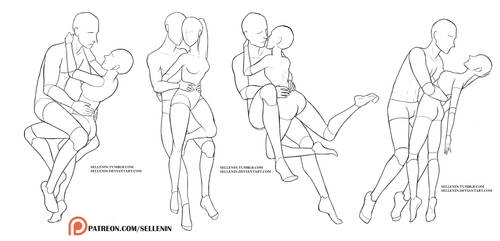 Tutorial Character Poses Hugs Couple Love On Drawing Tutorial Deviantart
