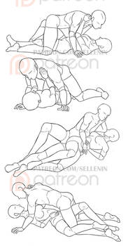 Couple poses 1 - 2020