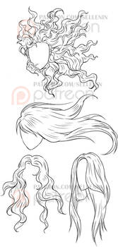 Hair reference - 2020