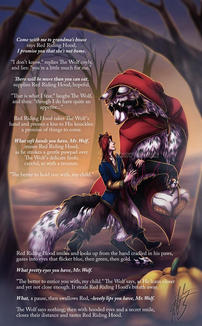 Tokoween - 'Who's in love with the Big Bad Wolf?' by kuroya-ken