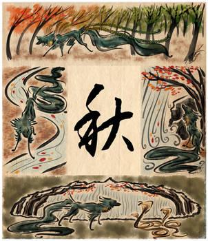 A Walk in the Woods - Chapter 1, 2, 3, 4 by kuroya-ken