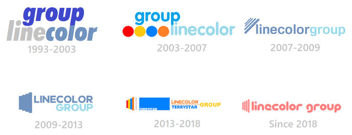 History of LineColor Group