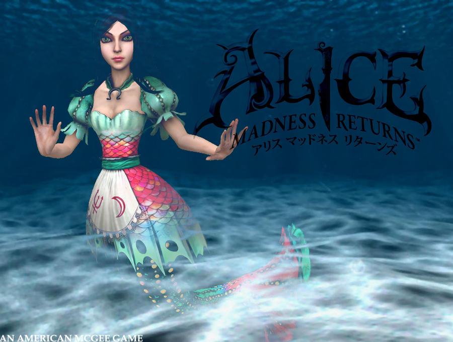 Siren mermaid wallpaper the siren by flivoreux