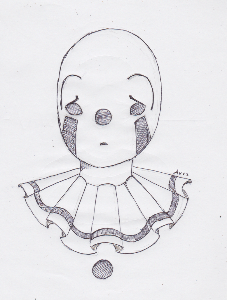Pierre, the Pierrot by Avevaios