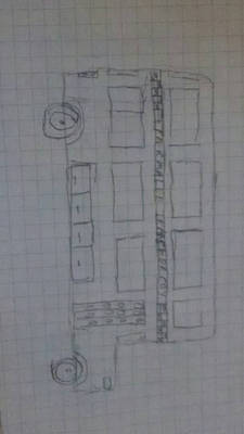 Parmalee Double decker bus