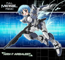 ARX-7 Arbalest by vjptox