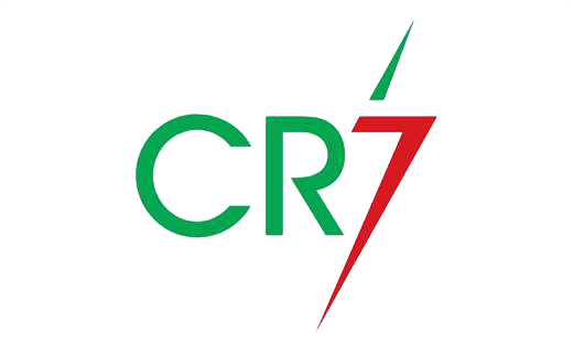 how to draw cr7 logo