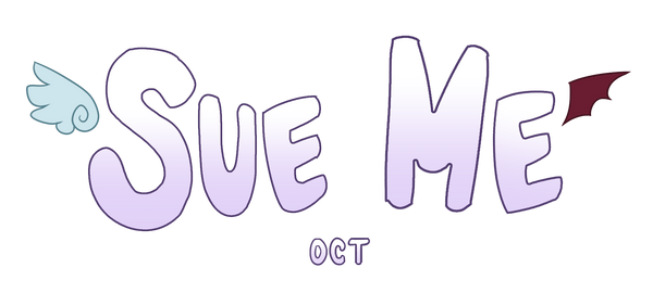 Sue Me OCT Logo by KotaBlickie
