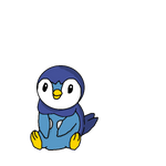 Piplup evolutions by Dogtorwho