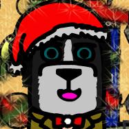 Dogtor Who- Christmas Icon by Dogtorwho