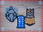 Christmas Ornaments- Doctor Who
