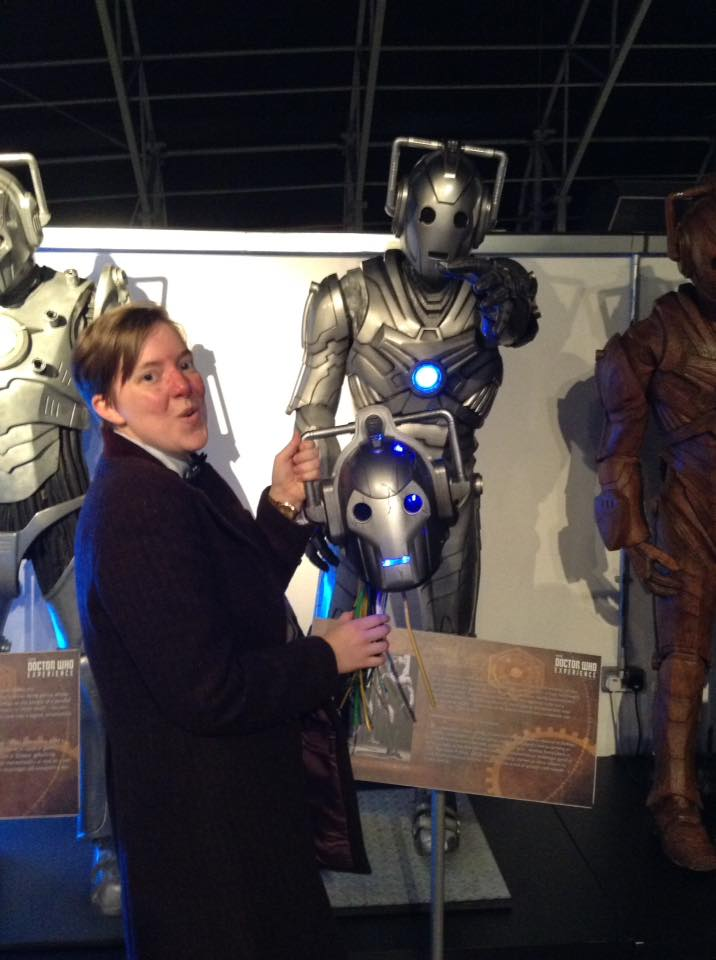 Don't Hold Handles Near The Cybermen! by Dogtorwho