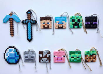 Minecraft on Bead-Sprites-Galore - DeviantArt