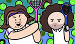Game Grumps Animated- Tennis (LINK IN DESCRIPTION) by Dogtorwho