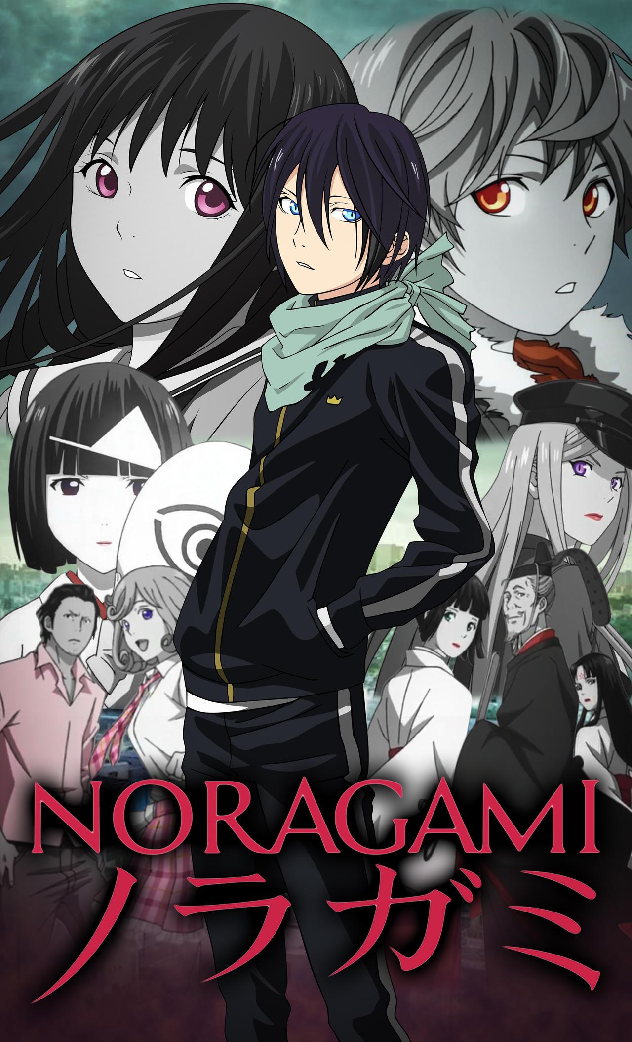 TensaZangetsu59 7 0 Noragami Poster By Jipjanus