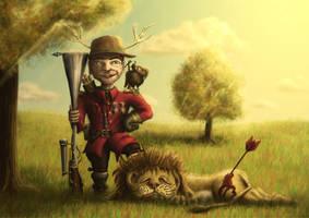 My dear Hunter by KeizerClimax