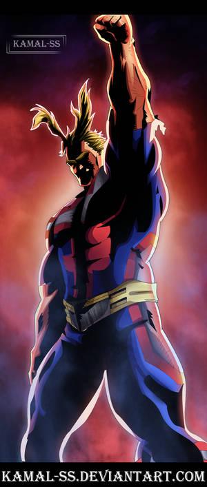 Boku no hero acadimia All Might