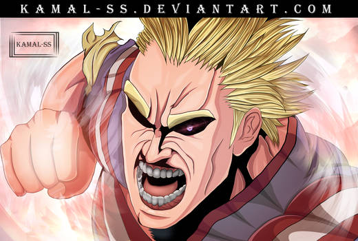All might By kamal-SS