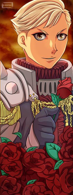 Fullmetal Alchemist The humain Alphons By k-dertok