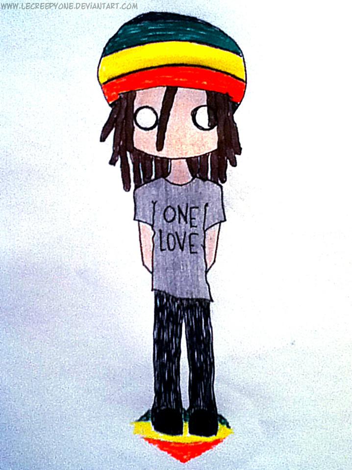 Bob Marley by LeCreepyOne on DeviantArt