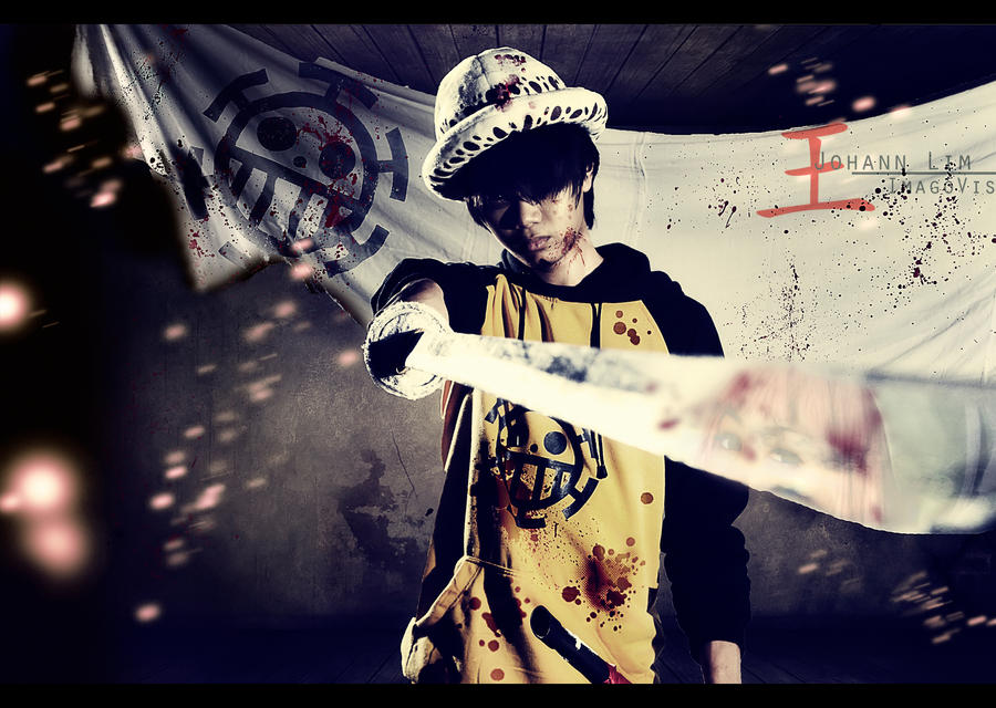 Trafalgar Law Cosplay by johann29 on DeviantArt