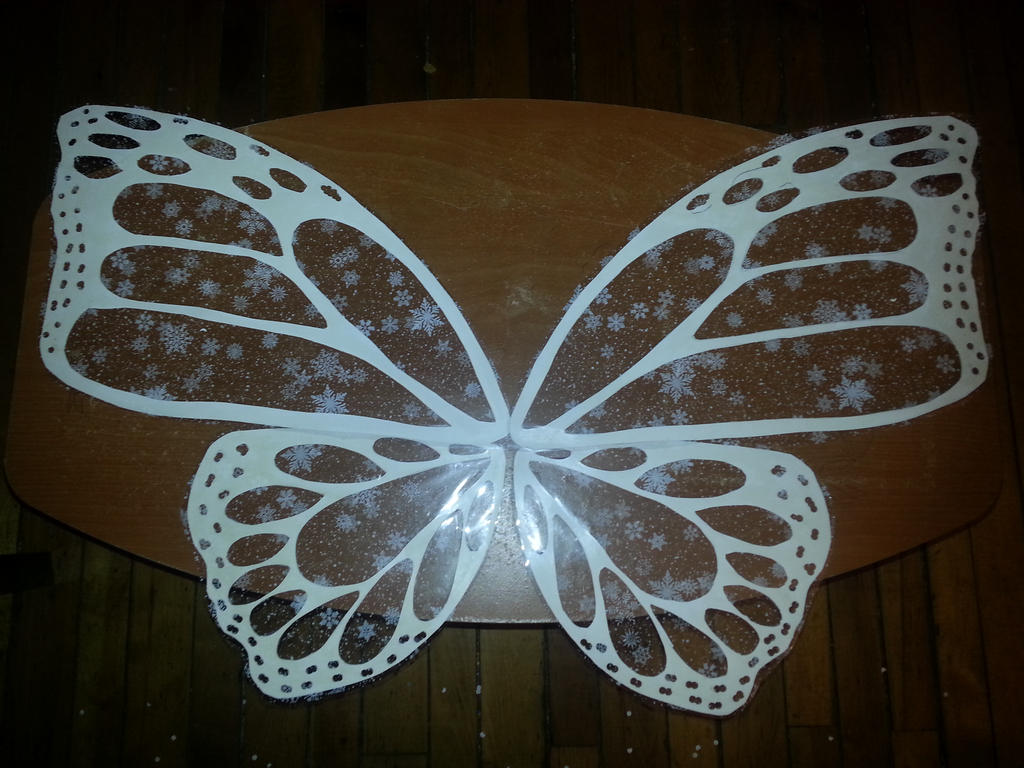 How To Make Easy Fairy Wings | www.imgkid.com - The Image ...