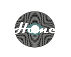 Record Home Button by Llendowyn