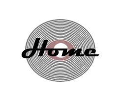 Record Home Button2 by Llendowyn
