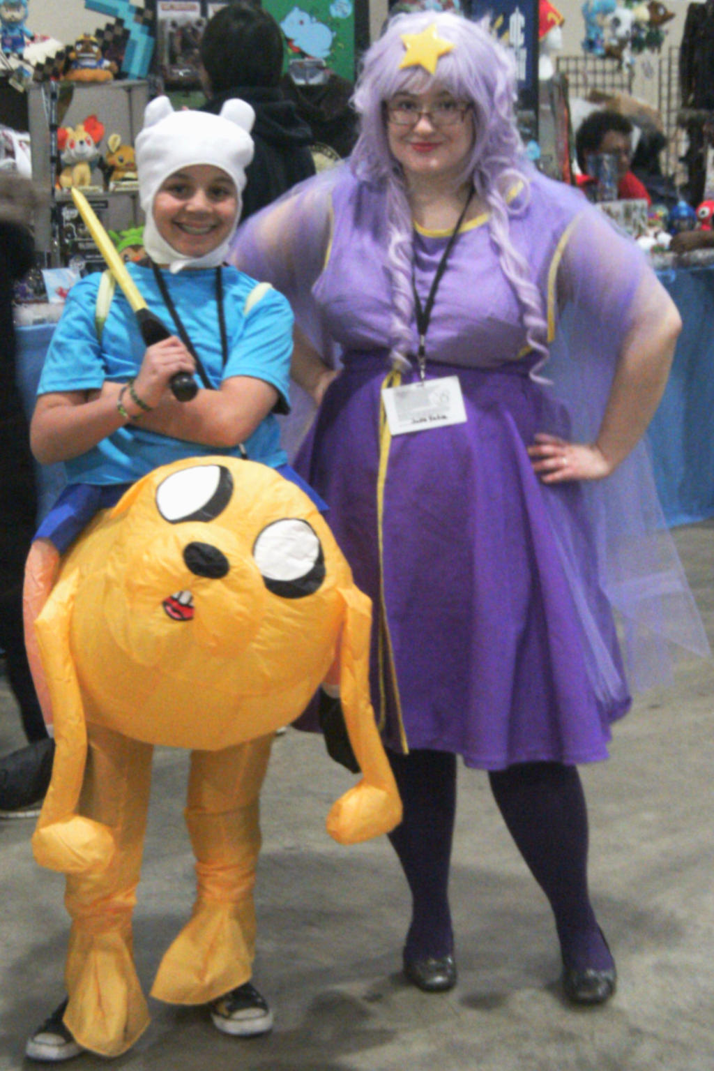 Finn Jake and LSP
