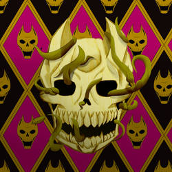 Sheer Heart Attack skull symbol