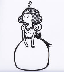 Child Princess Bubblegum