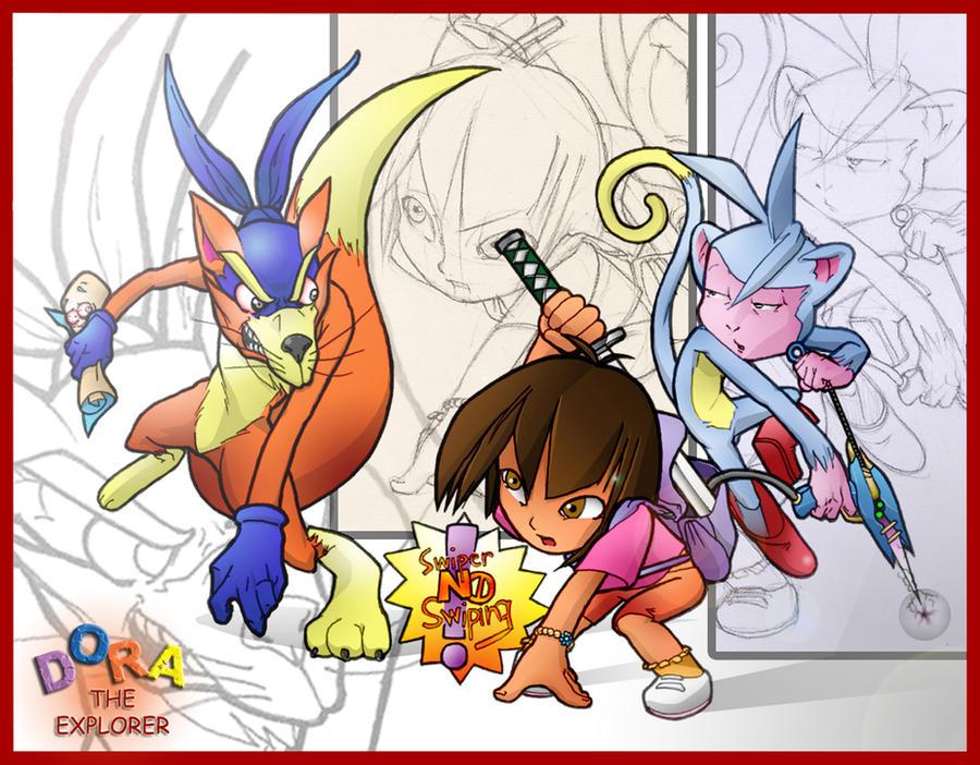 Dora The Slayer By Windam On DeviantArt