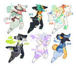 Daiten Guest Adopts! [closed]