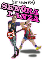 Impractical Jokers -  SENORA LANZA by Punthead