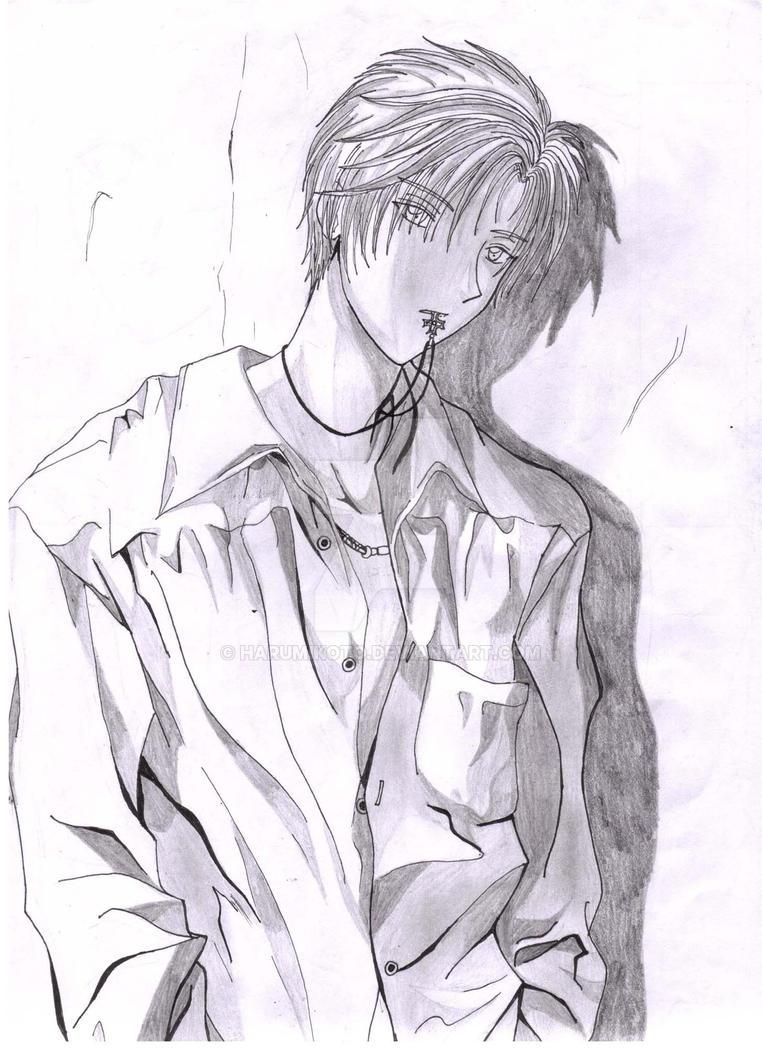 Koiichi Sakurai-The Boy in Rebellion by Harumikoto
